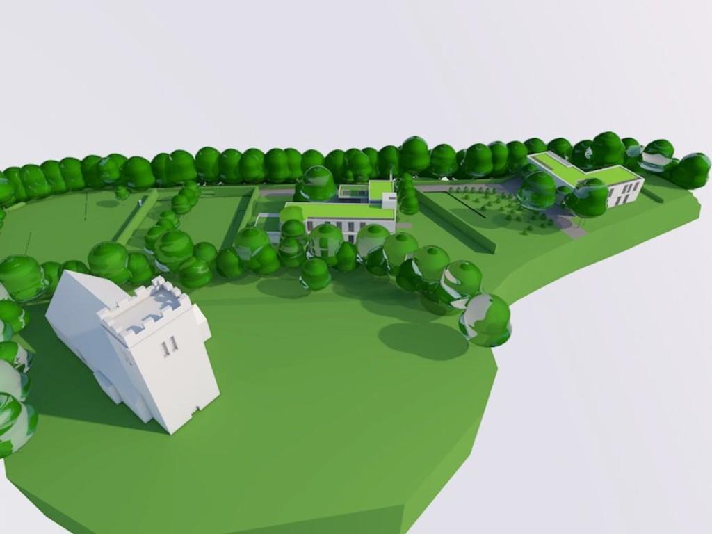 Image 3 Land adjacent to St Edeyrns Church